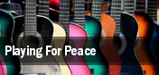 Playing For Peace tickets