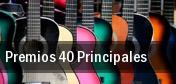 Premios 40 Principales tickets