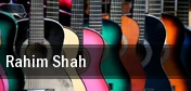 Rahim Shah Long Beach tickets