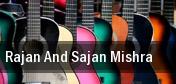Rajan And Sajan Mishra Los Angeles tickets