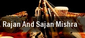 Rajan And Sajan Mishra Schoenberg Hall tickets
