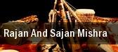 Rajan And Sajan Mishra Schoenberg Hall tickets