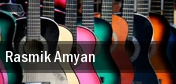 Rasmik Amyan Pasadena Civic Auditorium tickets