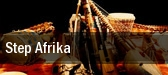Step Afrika New Jersey Performing Arts Center tickets