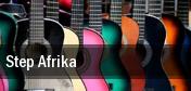 Step Afrika Philadelphia tickets