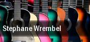 Stephane Wrembel tickets