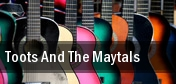 Toots and the Maytals Commodore Ballroom tickets