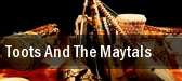 Toots and the Maytals Paradise Rock Club tickets