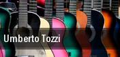 Umberto Tozzi tickets