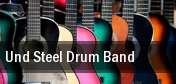 Und Steel Drum Band tickets