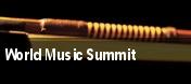 World Music Summit tickets