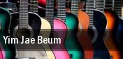 Yim Jae Beum Prudential Center tickets