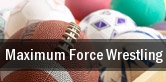 Maximum Force Wrestling tickets