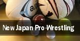 New Japan Pro-Wrestling tickets