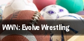 WWN: Evolve Wrestling tickets