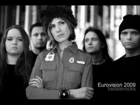 Passionworks - Surrender [Finland Preselection Eurovision 2009]