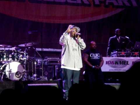 Twista @ 106 KMEL Summer Block Party @ Oracle Arena @ Oakland (8/28/09) - Overnight Celebrity