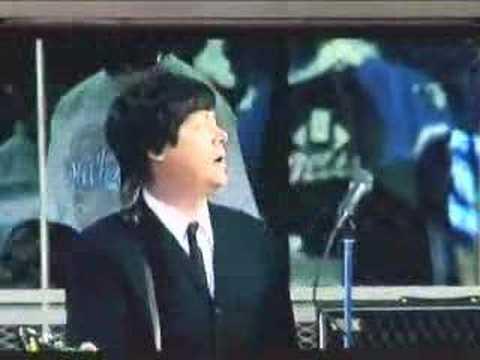 1964 The Tribute at Shea Stadium