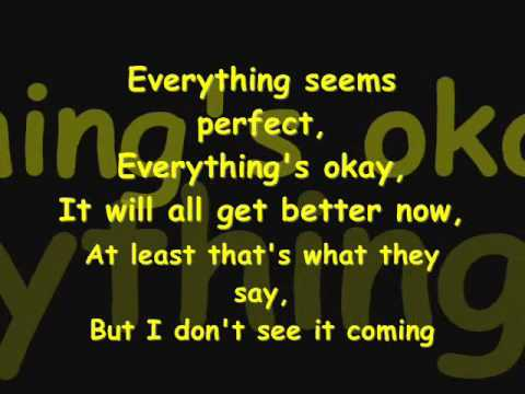 3 Doors Down - When You`re Young (Lyrics)