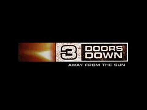 3 DOORS DOWN - AWAY FROM THE SUN - 05 Running Out Of Days
