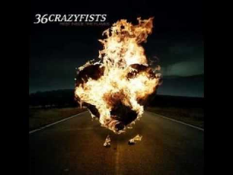 Felt Through A Phoneline - 36 Crazyfists
