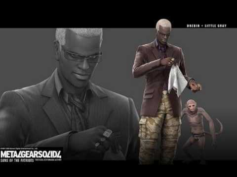 Metal Gear Solid 4-Soundtrack: Drebin 893