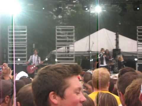 "Our Lady Peace - ""4 AM"" (CF Halifax Rock Fest 2009)"