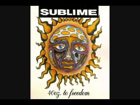 Sublime- Don`t Push