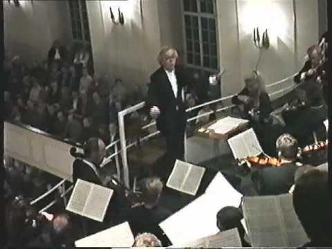 J. Brahms: Wie lieblich sind deine Wohnungen - Ein deutsches Requiem 4 Wupperfeld Winfried Pesch