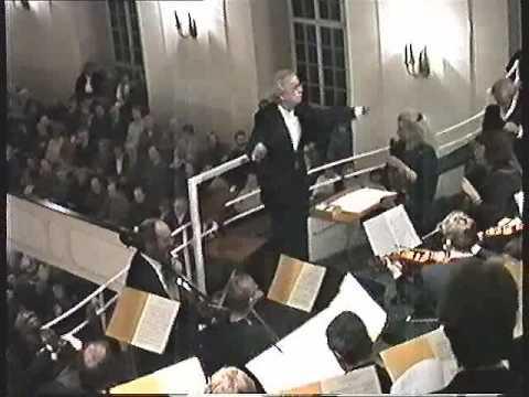 J. Brahms: Selig sind, die da Leid tragen - Ein deutsches Requiem 1 I Wupperfeld Winfried Pesch