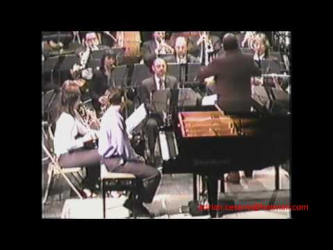 """Rhapsody in Blue"" de George Gershwin 1 de 2"
