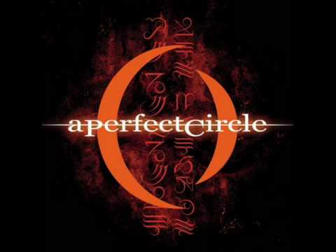 1. The Hollow - a perfect circle
