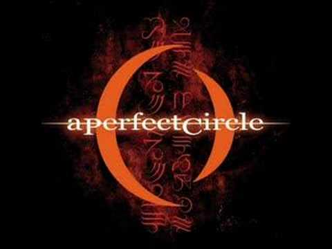 11. Over - A Perfect Circle