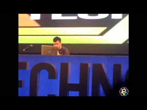 A-Trak Intro / Stickin` @ I Love Techno 2009