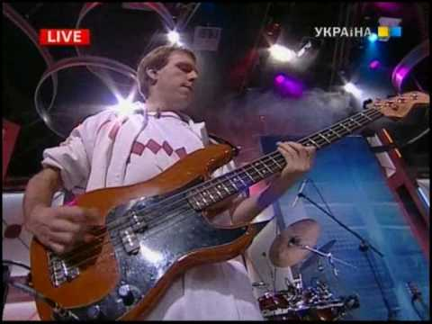 """Dios Salve A La Reina"" (Queen tribute) - I Want To Break Free (?????? Live, Ukraine)"