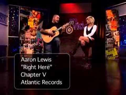 Aaron Lewis of Staind LIVE