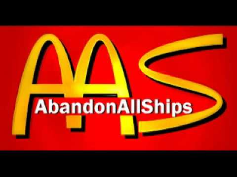 Abandon All Ships-Pedstrians Is Another Word For Speedbump