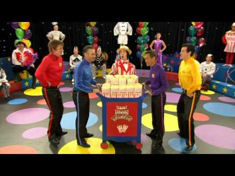 The Wiggles - Hot Poppin` Popcorn