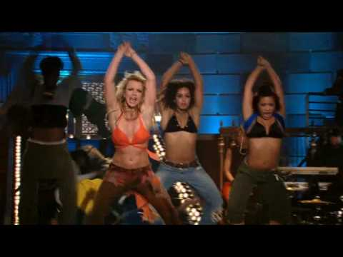 Britney Spears - I`m A Slave 4 U (Best Performance!) HD
