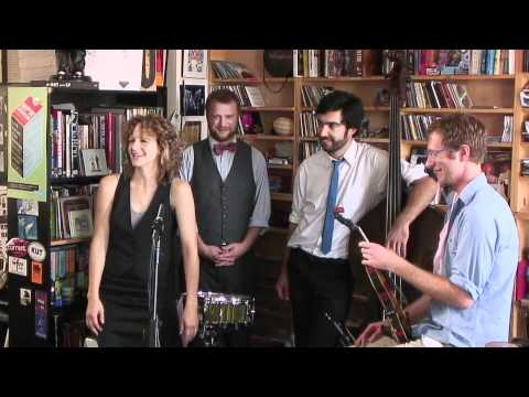 NPR Music Tiny Desk Concert: Abigail Washburn