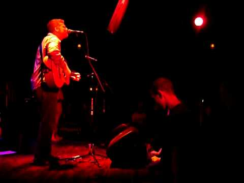 AC Newman: November 2008