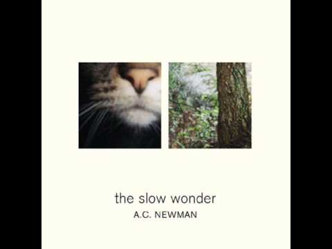 "AC Newman- ""On the Table"""
