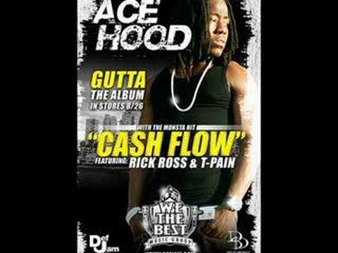 Ace Hood - Cash Flow (Instrumental)