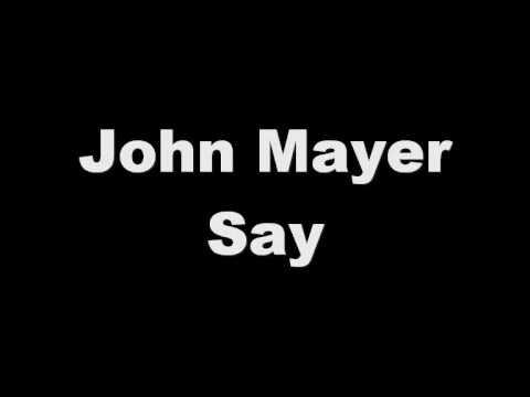 John Mayer - Say (The Bucket List / Das Beste kommt zum Schluss) (Acoustic Cover)