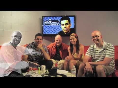 Adam Carolla - A Conversation with Isaac Hayes