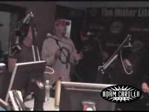 Hootie and the Blowfish Live on The Adam Carolla Show