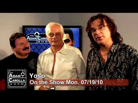 Yoso on the Adam Carolla Show 07/19/10