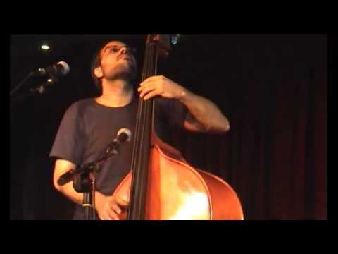 Adam Ben Ezra on the Upright Bass - Ethnic Style
