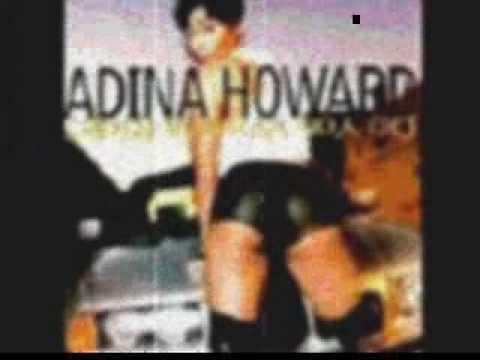 Adina Howard-Baby Come Over