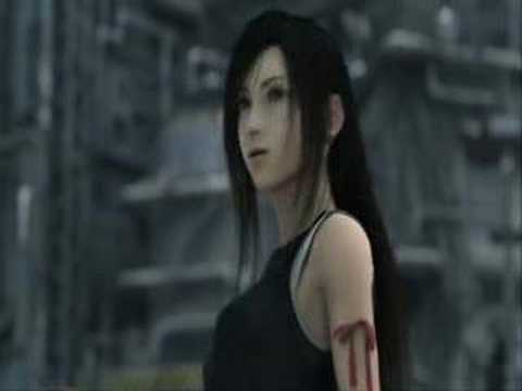 FFVII: Advent Children - Cold(But I`m Still Here)